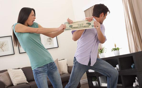 общие долги супругов